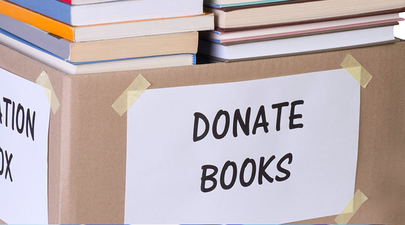 Books Donation Program